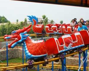 Dragon Wagon Amusement Ride