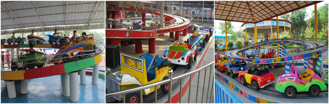 Amazing Events formula convoy funfair ride