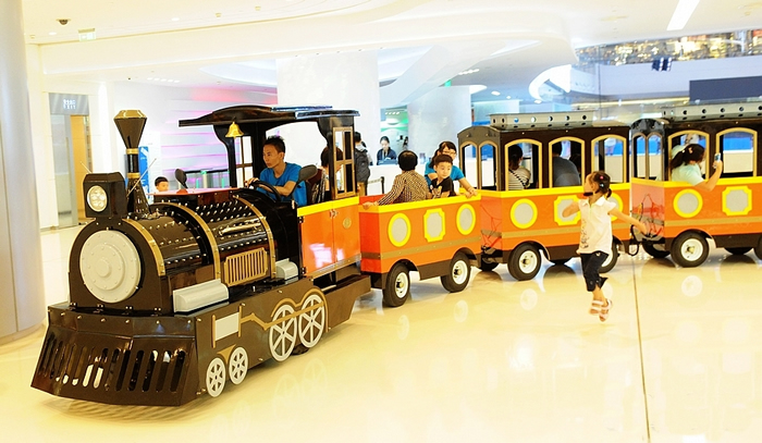 Beston vintage mall train for sale