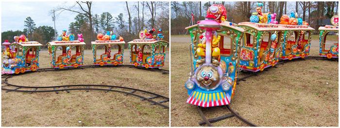Circus Train - Carnival Ride