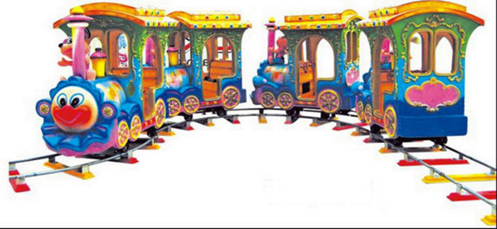 kids Circus Train ride