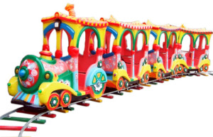 Circus Train Amusement ride