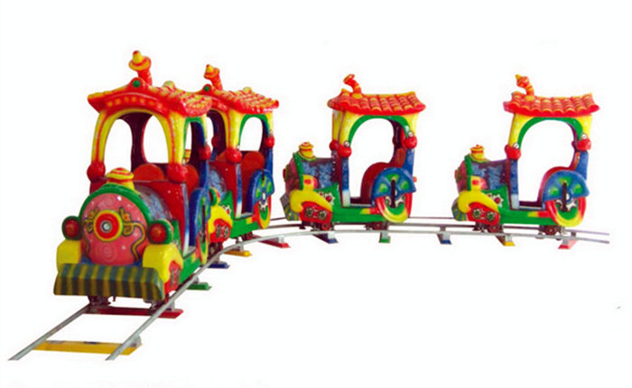 Carnival & Amusement Rides-Circus Train