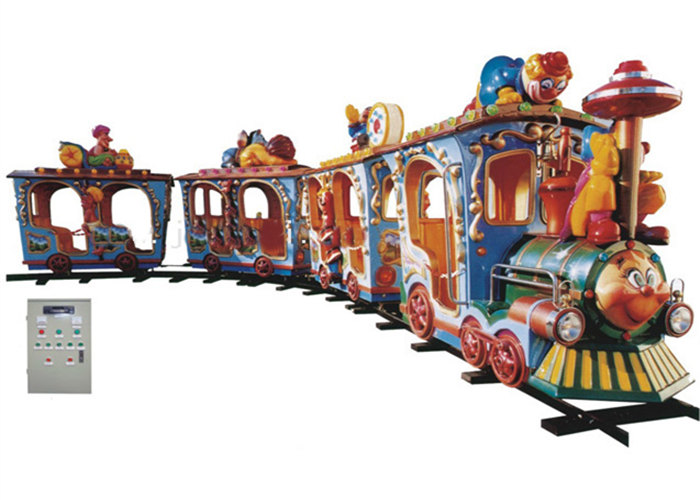 Circus Train carnival ride Item-56