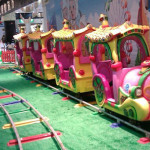 Track Train for Bahrain Carnival
