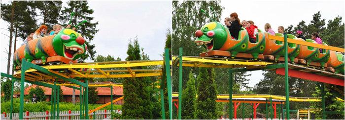 Dragon Wagon Roller Coaster Item-51
