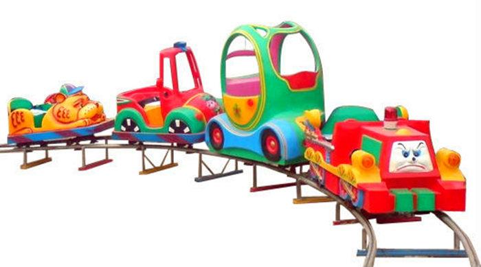 Baby Cartoon Train