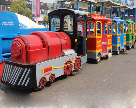 Trackless train product Item-BTR0010
