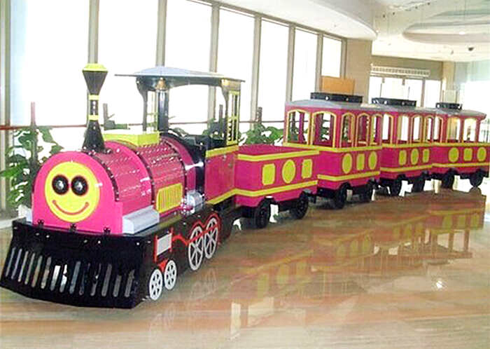 trackless mall train from Beston