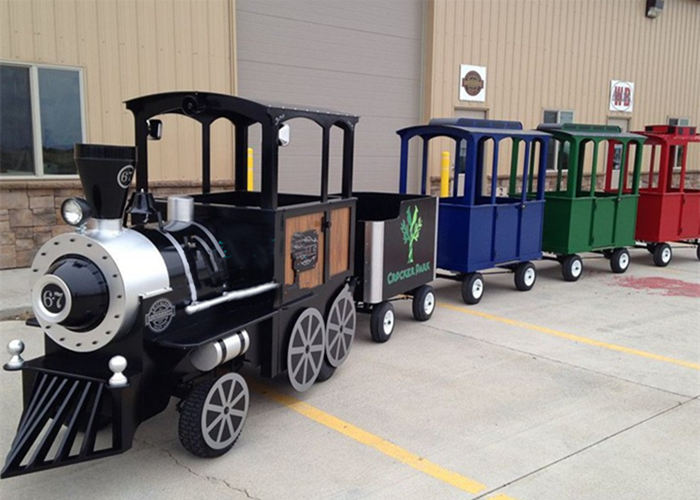 Trackless train product for sale