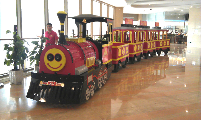 electrci mini express train for mall