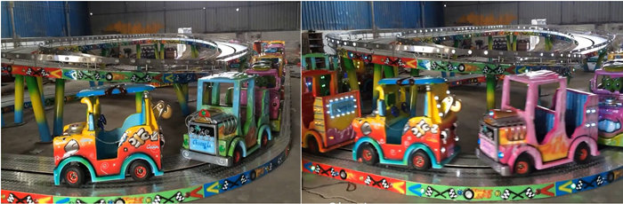 kiddie Formula Funfair Ride Item-33