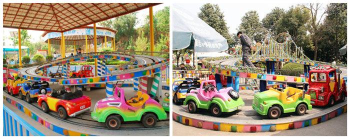 Children's Formula Funfair Ride