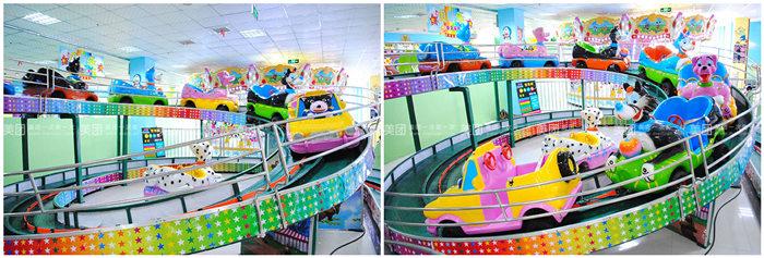 Superb Formula car track, ideal for all ages