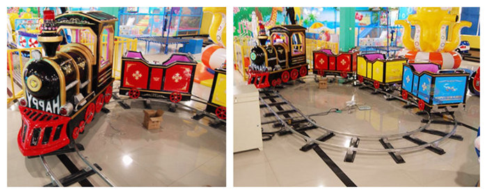Kiddy train rides for sale - Funfair rides