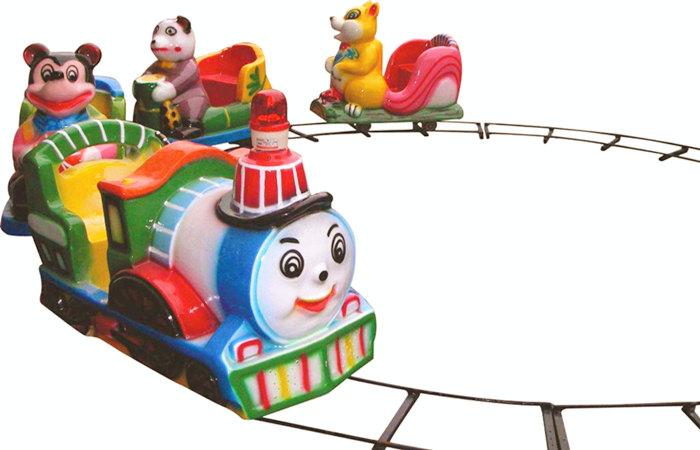 kiddy track train ride Item-BTR32