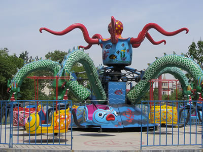 BNRO-30A-1 Beston octopus amusement ride for sale
