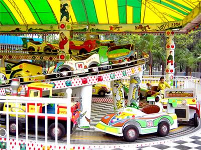 Electric Mini Shuttle roller coaster