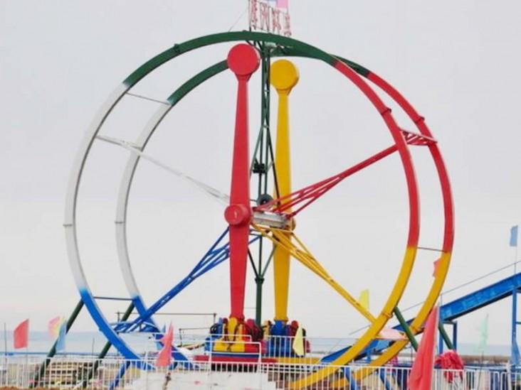 Ferris Ring Wheel Rides