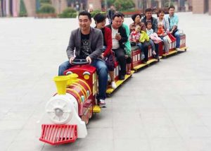 Mini Trackless Train from Beston