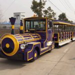 Beston Amusement Trains to Malaysia