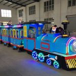 Beston Trackless Train to Chile