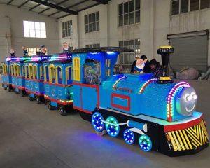 Trackless Train for Australia
