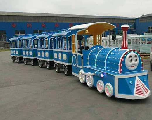 Thomas Trackless Train