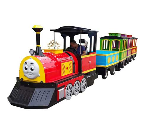 Thomas Trackless Train Rides for Sale