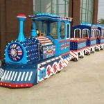 Amusement Park Steam Trains for Sale