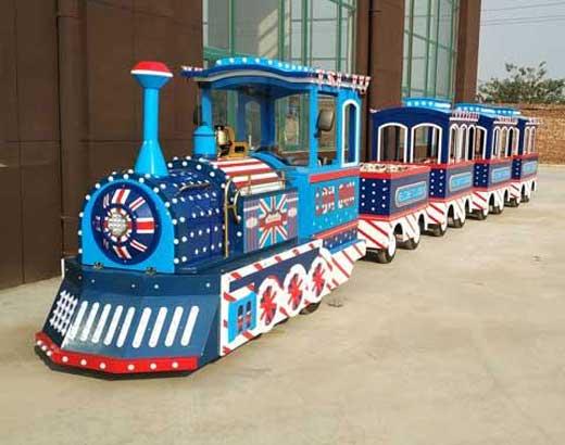 Beston Amusement Park Steam Train