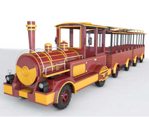 Large Carnival Train Rides for Sale