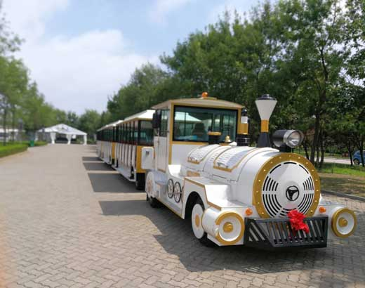 New Carnival Train from Beston