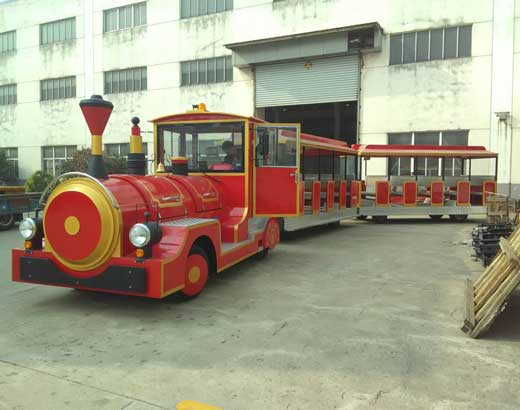 Beston Carnival Train for Sale