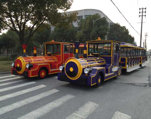 New Carnival Trackless Trains for Sale