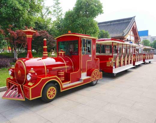 98 Seat Carnival Train Rides