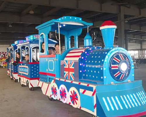 British Style Party Train for Sale