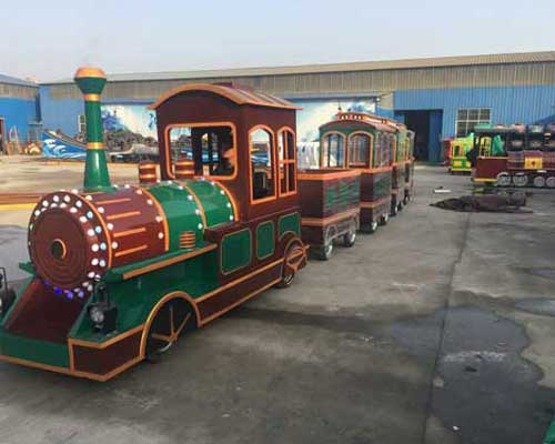 Vintage Party Train