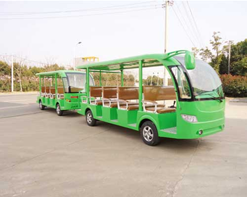 Green Tourist Train Rides
