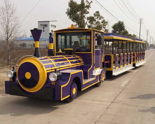 Electric Tourist Train for Sale