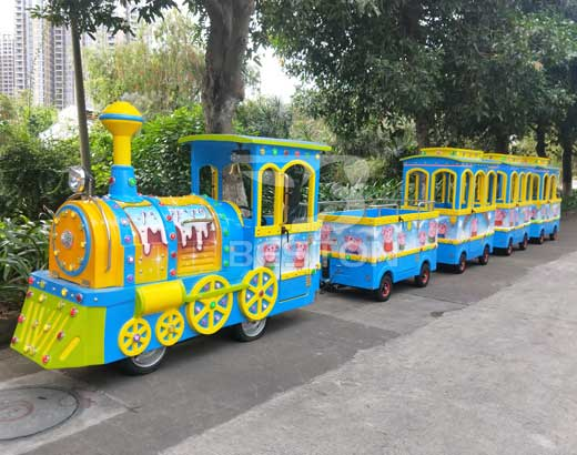 Theme Park Trains for Sale