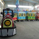Beston Trackless Train for Sale In India