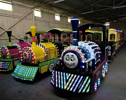 New Trackless Train for Sale