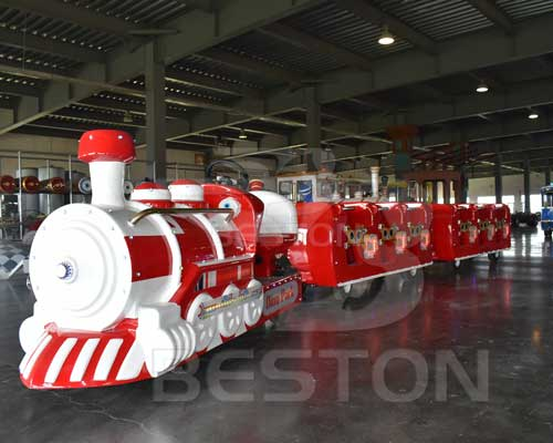 Small Trackless Train for Sale